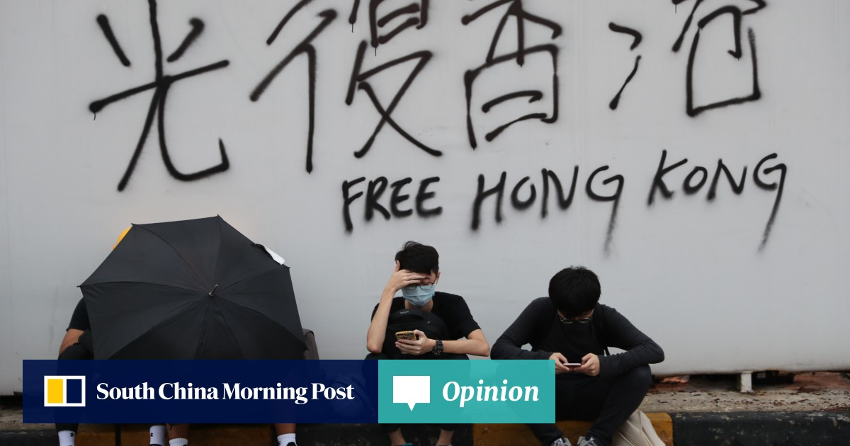 Whatever he says, Trump doesn't care about Hong Kong either way