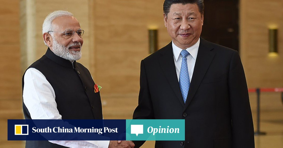 The awkward elephant in the room when Xi and Modi meet