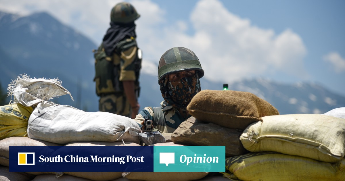 China-India border clash: civil words cannot hide the lack of trust