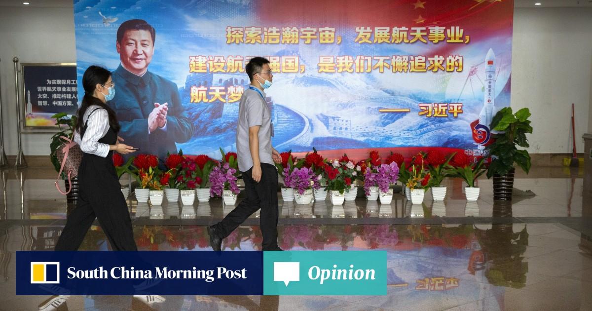 Chang'e 5 moon landing a milestone for latecomer China