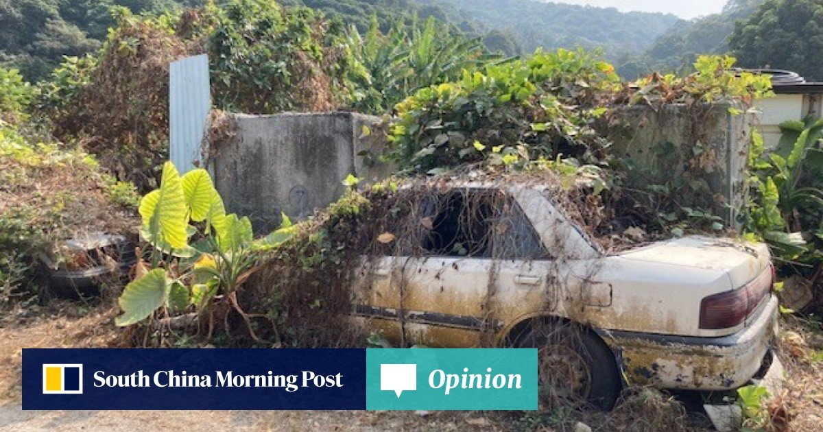 www.scmp.com: Recycling a hedge fund makes me wonder: will Hong Kong's environment survive all the 'fresh starts'?