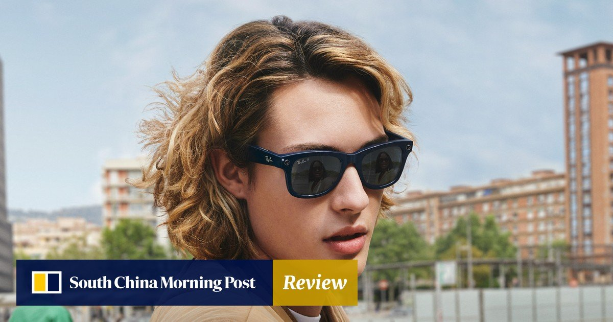 <b>Facebook</b> on your face: Ray-Ban Stories smart glasses, launched with eyewear maker Ray ... thumbnail