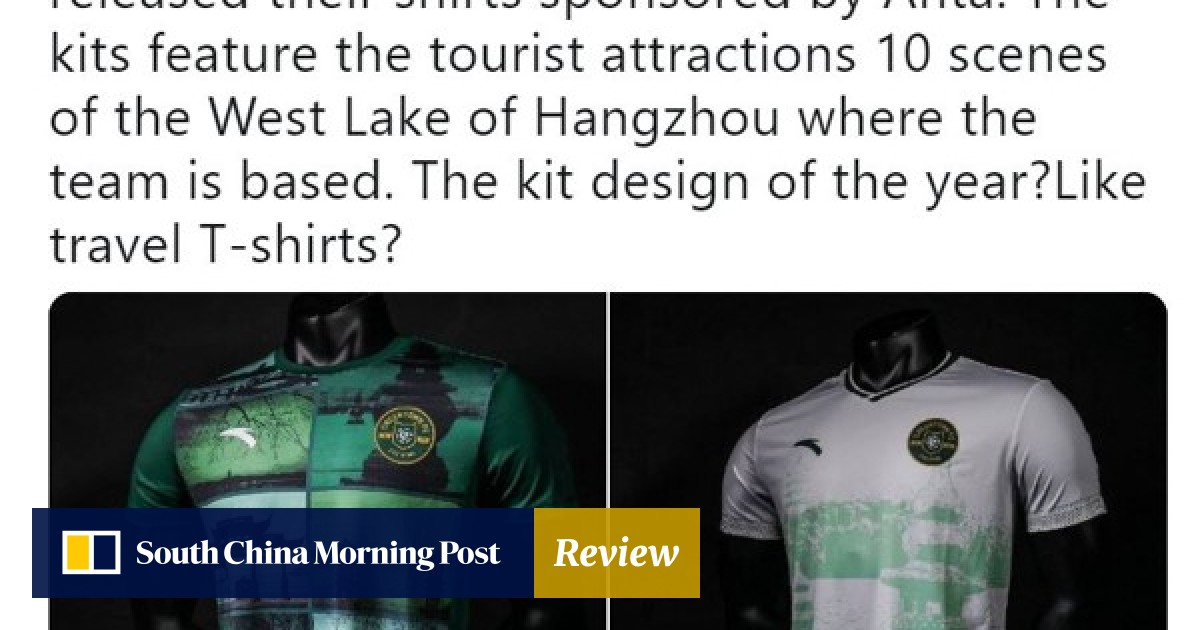 0e274f65d6f China's Nike kit wins praise as Women's World Cup jerseys are launched in  Paris | South China Morning Post