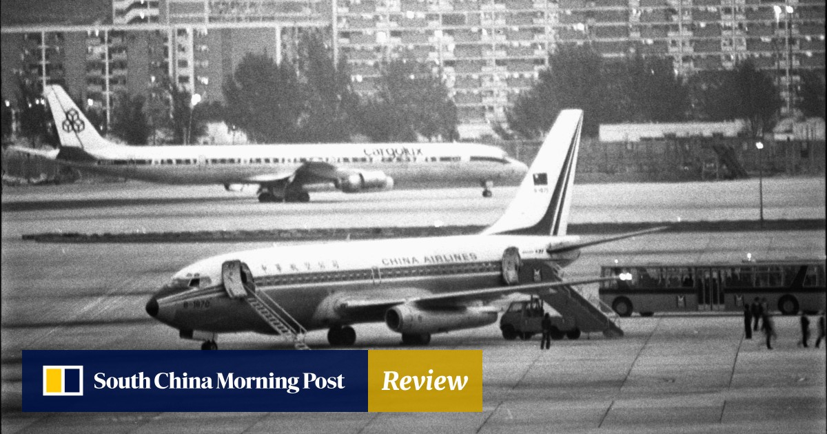 When A China Airlines Plane Was Almost Hijacked By A Taiwanese