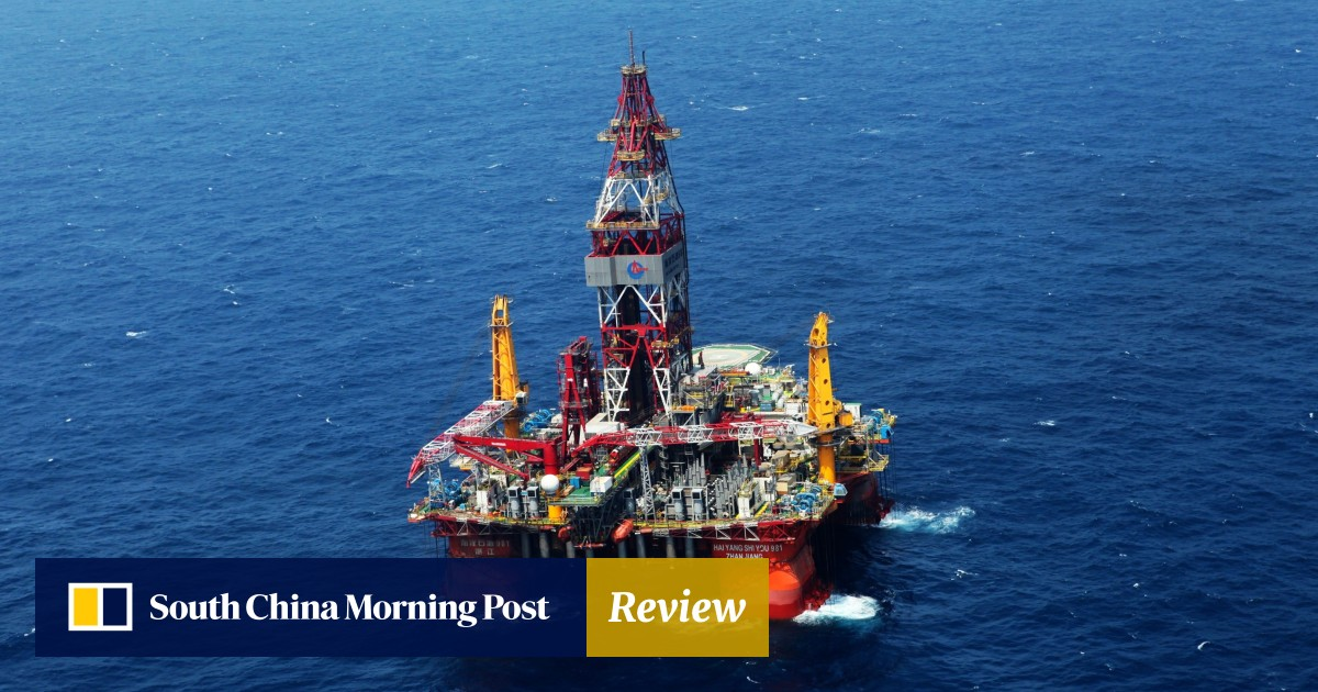 First Chinese deepwater rig in South China Sea aims to supply LNG to