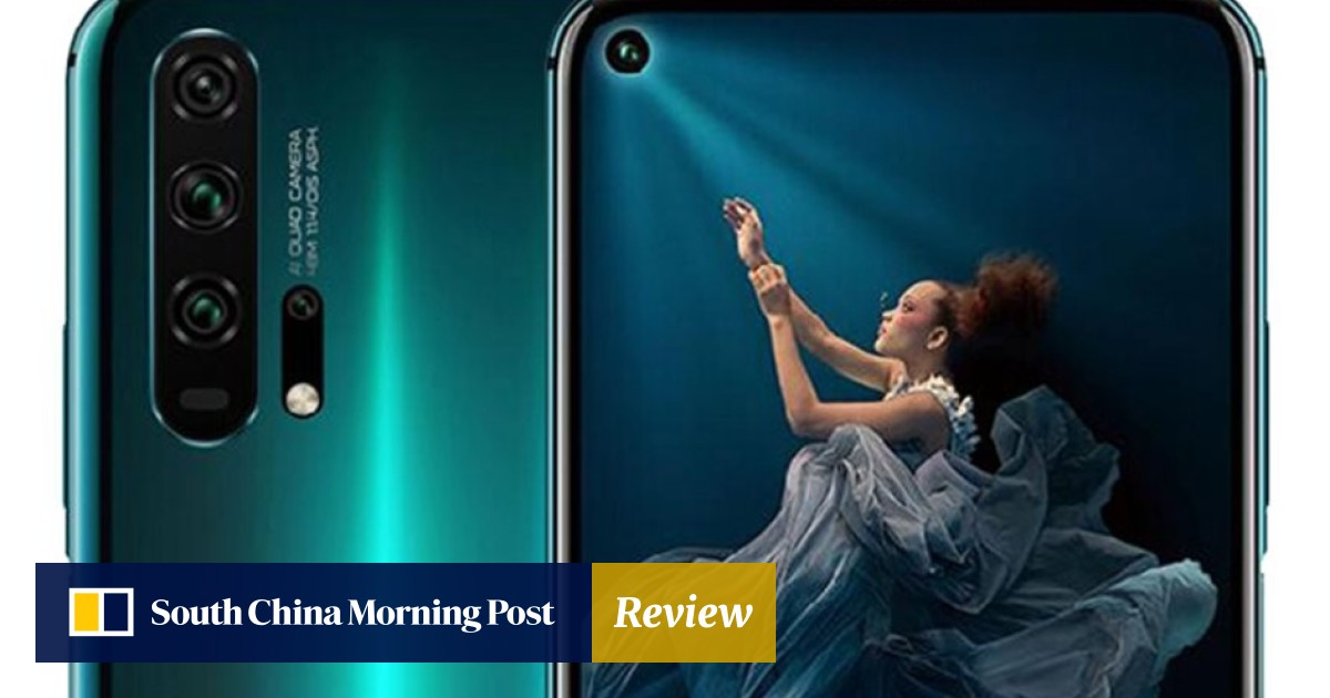 A lot to like about Honor 20 Pro; should you buy it? - South China Morning Post