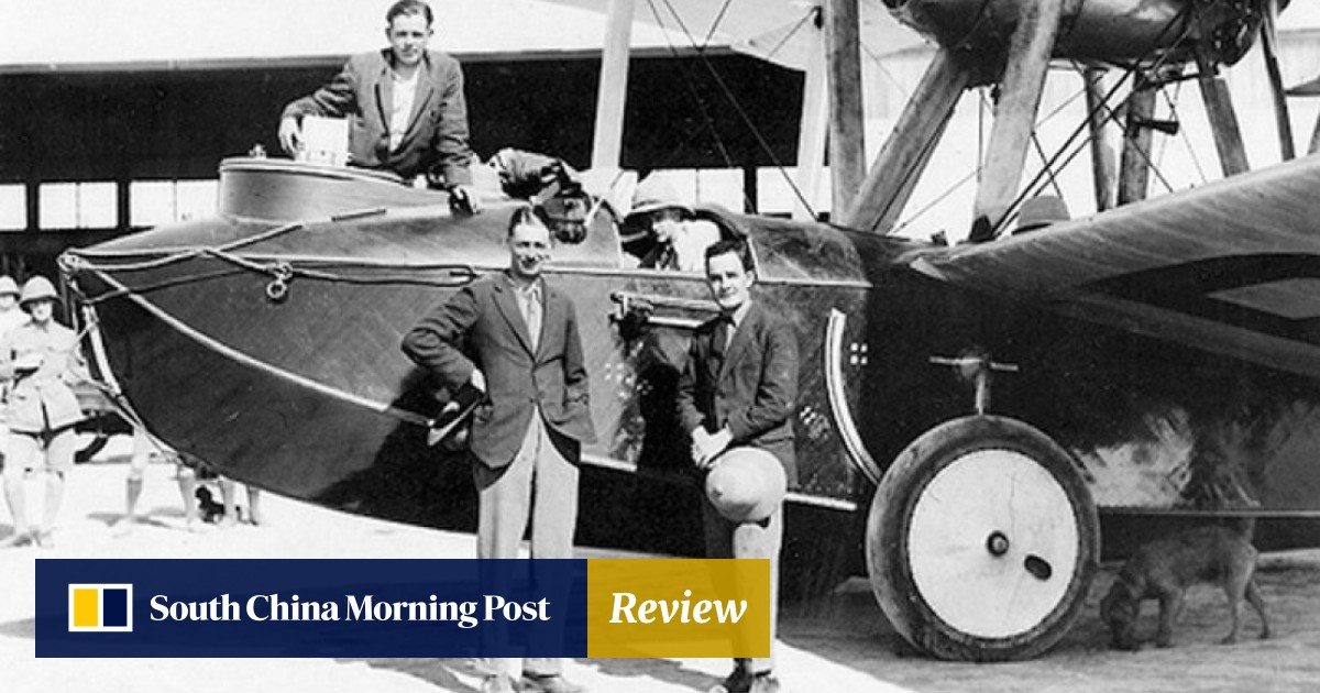 How Hong Kong Welcomed Three Intrepid British Aviators Attempting To