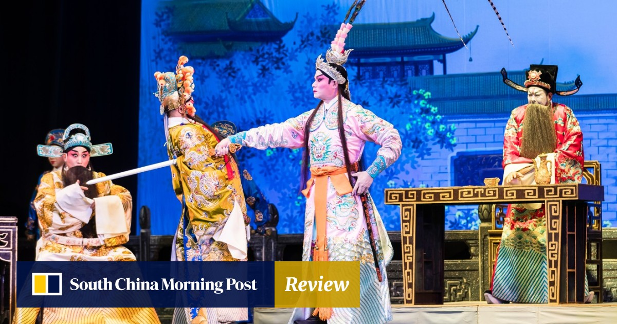 How Chinese Opera Festival can save Cantonese opera's lesser