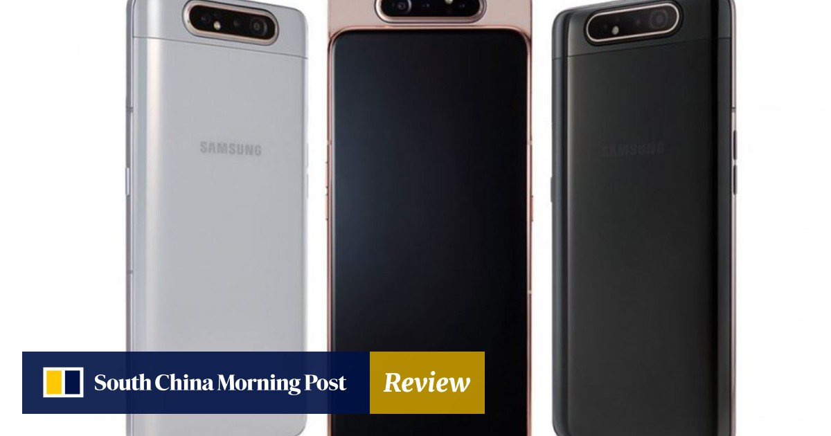 Samsung Galaxy A80 smartphone full review: no selfie camera