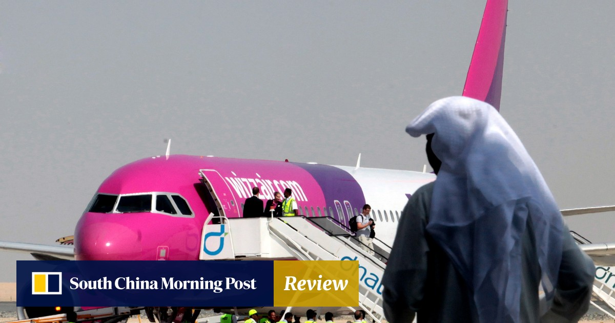 Dubai halts work on mega-airport project as Gulf economies