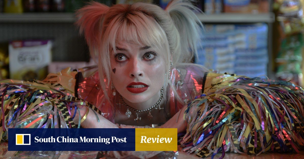Image Result For Review Film Harley Quinn
