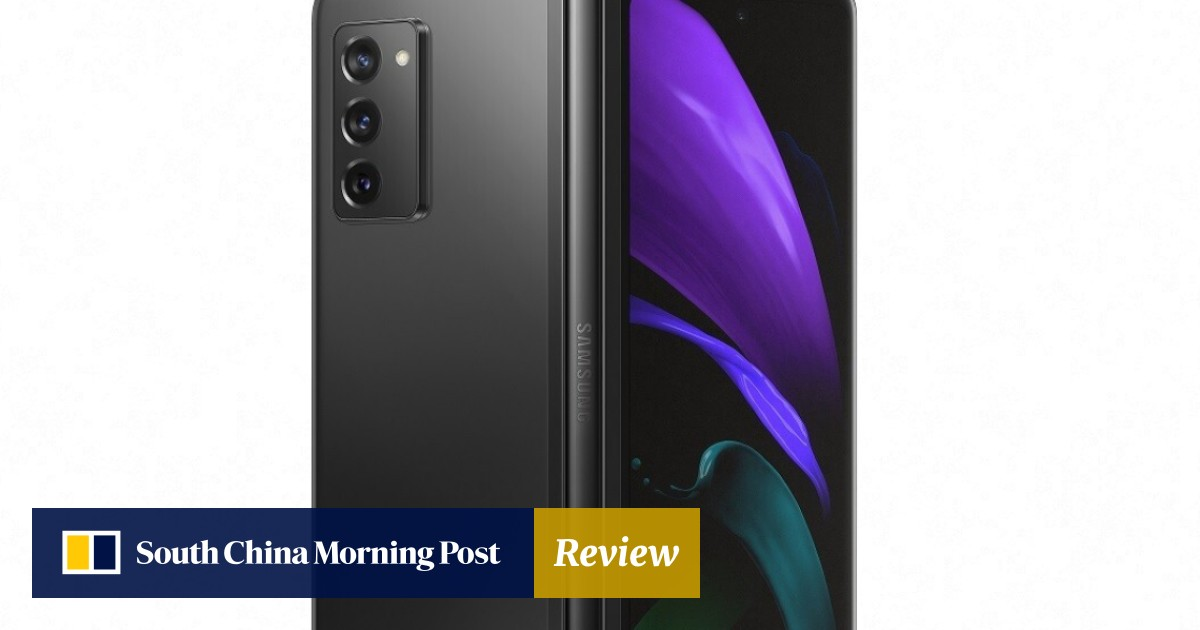Is Samsung's new mobile phone, the Galaxy Z Fold2 5G, any good?