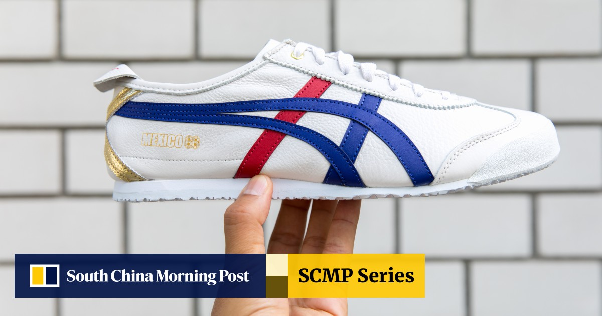 Onitsuka Tiger: how Bruce Lee and