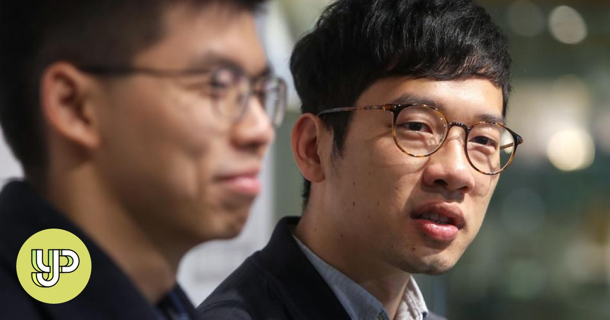 Demosisto's Nathan Law flees to an undisclosed location