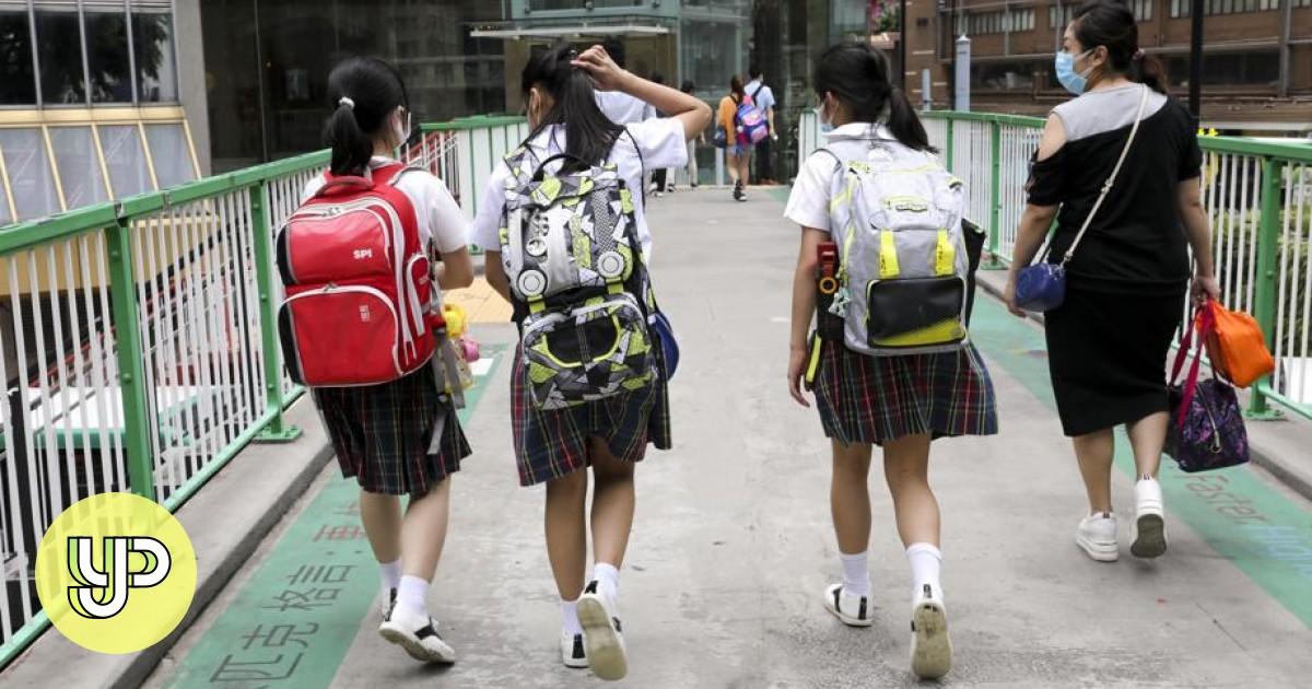 Online learning to continue as Hong Kong struggles with third wave of Covid-19