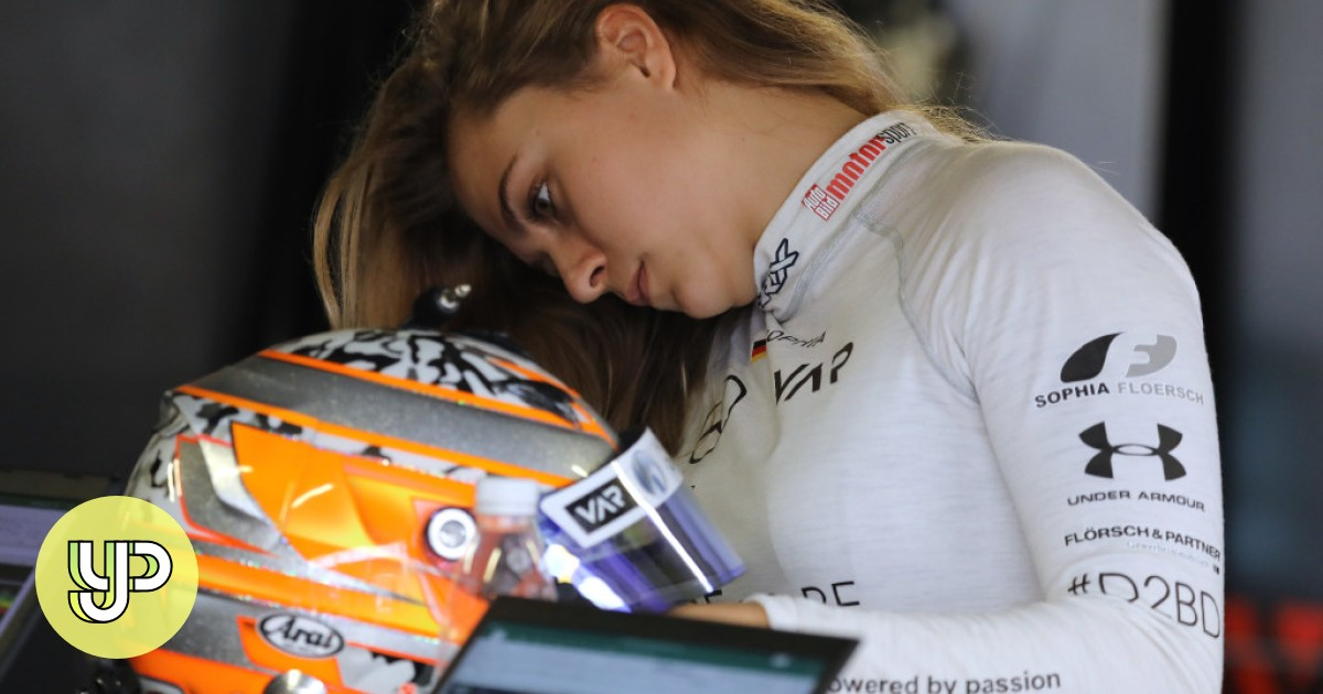 After the Macau Grand Prix horror crash and 11 hours of surgery, Sophia Floersch vows she's 'going to come back'
