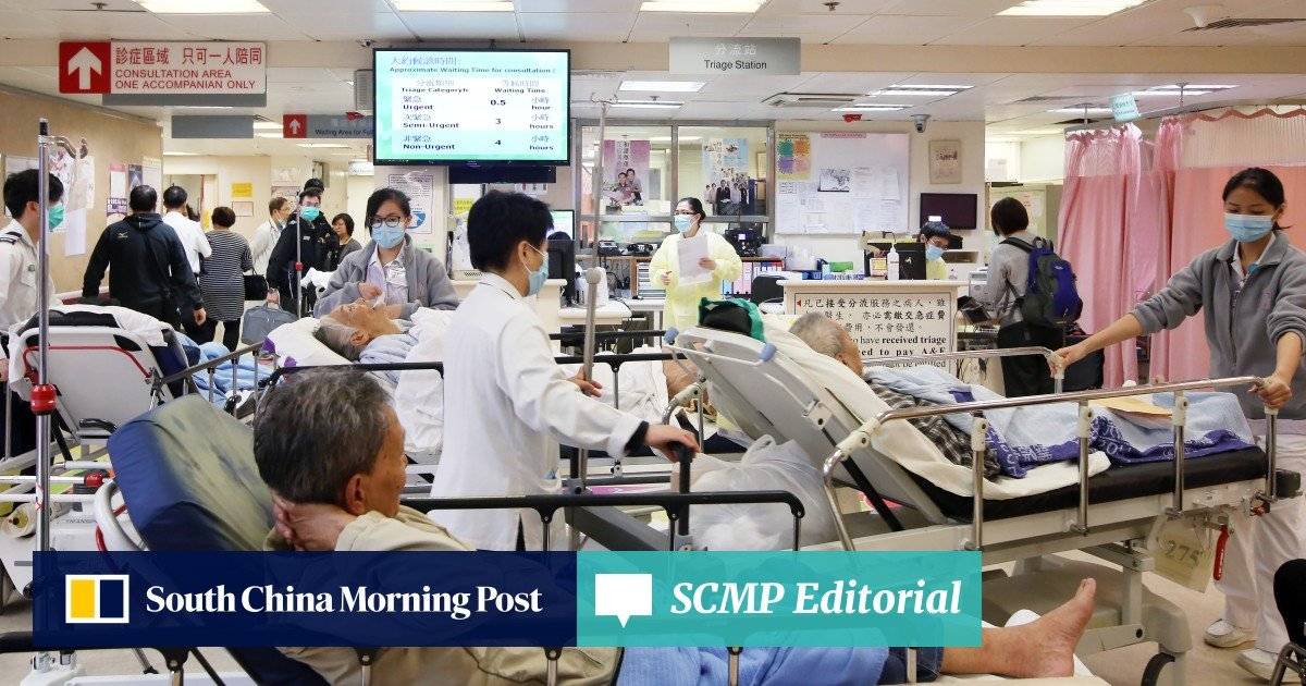 Hospital beds failure must be addressed   South China