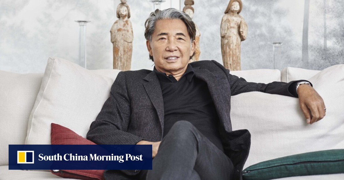 a669c6e026ab Fashion legend Kenzo Takada looks back on his remarkable journey in  fascinating new book