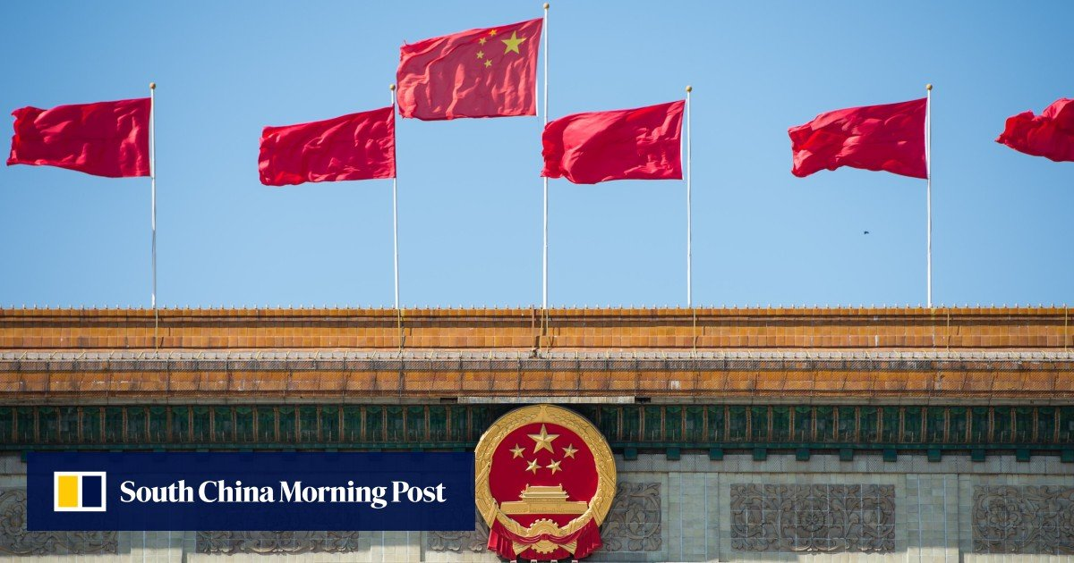 China risks 'the legitimacy of the Communist Party's regime' without