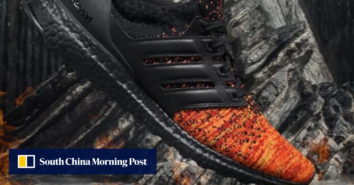 80f773f83263 Can Jon Snow outrun the White Walkers in these Adidas  Game of Thrones   sneakers
