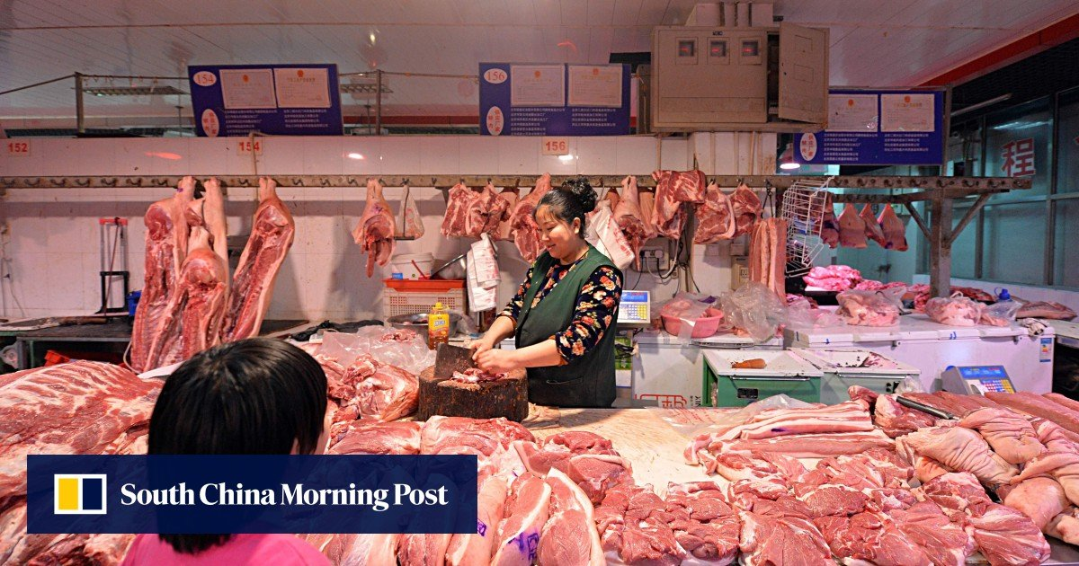Shandong's pig stocks dropping as deadly African swine fever