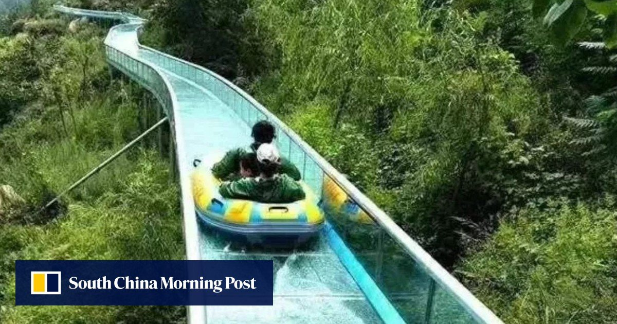 Two killed, 12 hurt in Chinese theme park slide accident | South