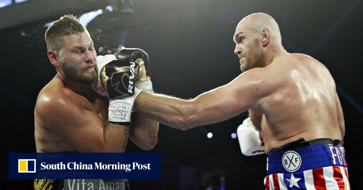 Tyson Fury Gives Boxing Masterclass As He Overwhelms Tom