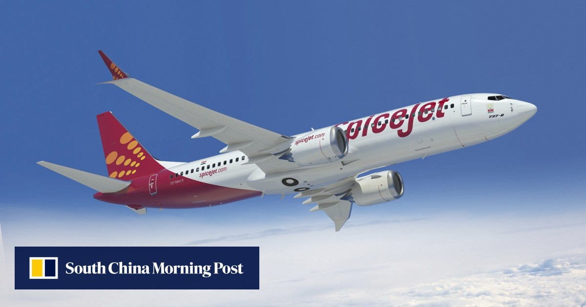 Indian budget airline SpiceJet to start daily Hong Kong-Mumbai