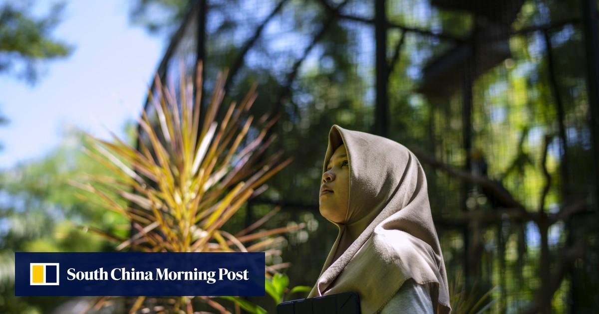 Meet Rizka, the Indonesian teen behind a high school