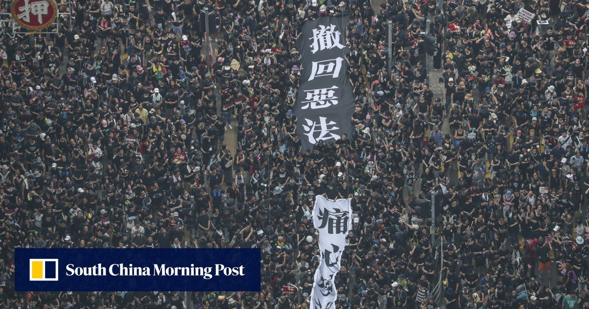 European MPs' motion calls for Hong Kong to withdraw