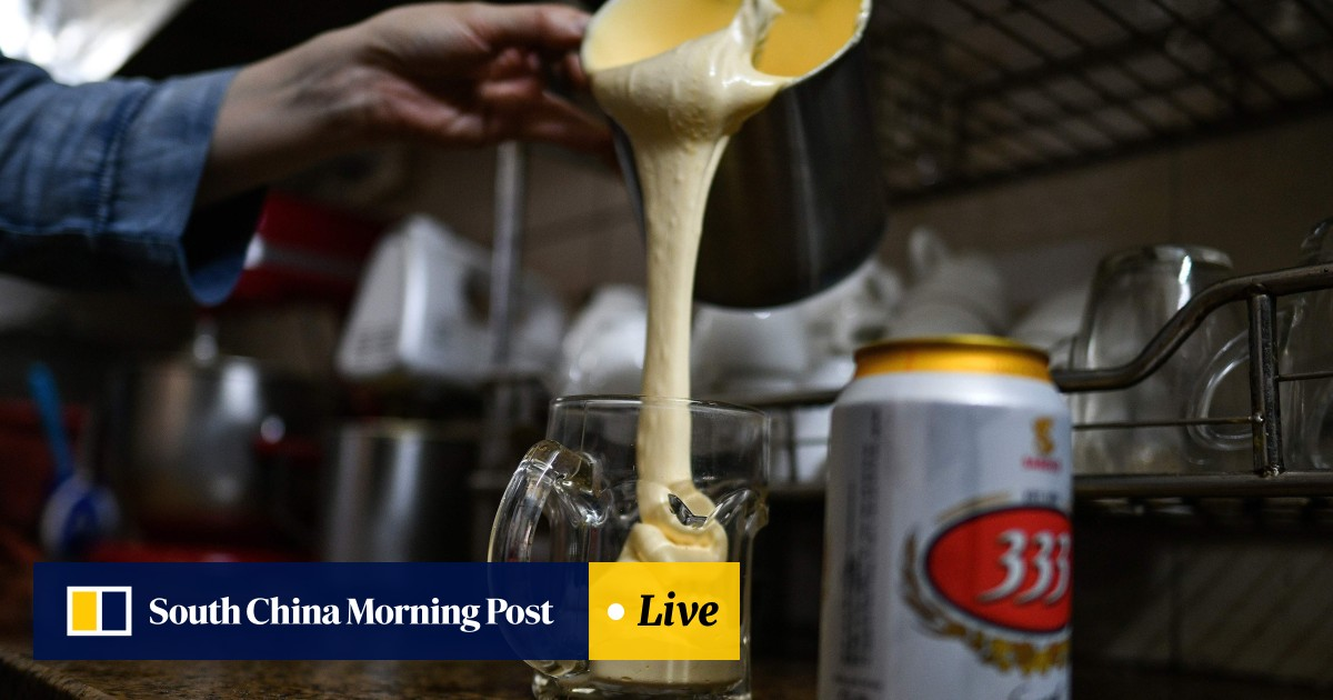 Hanoi egg beer: the frothy Vietnamese cocktail that's hard