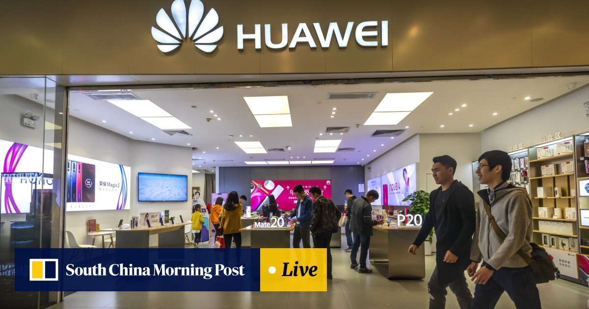 Huawei said to introduce world's first 5G TV amid increased security