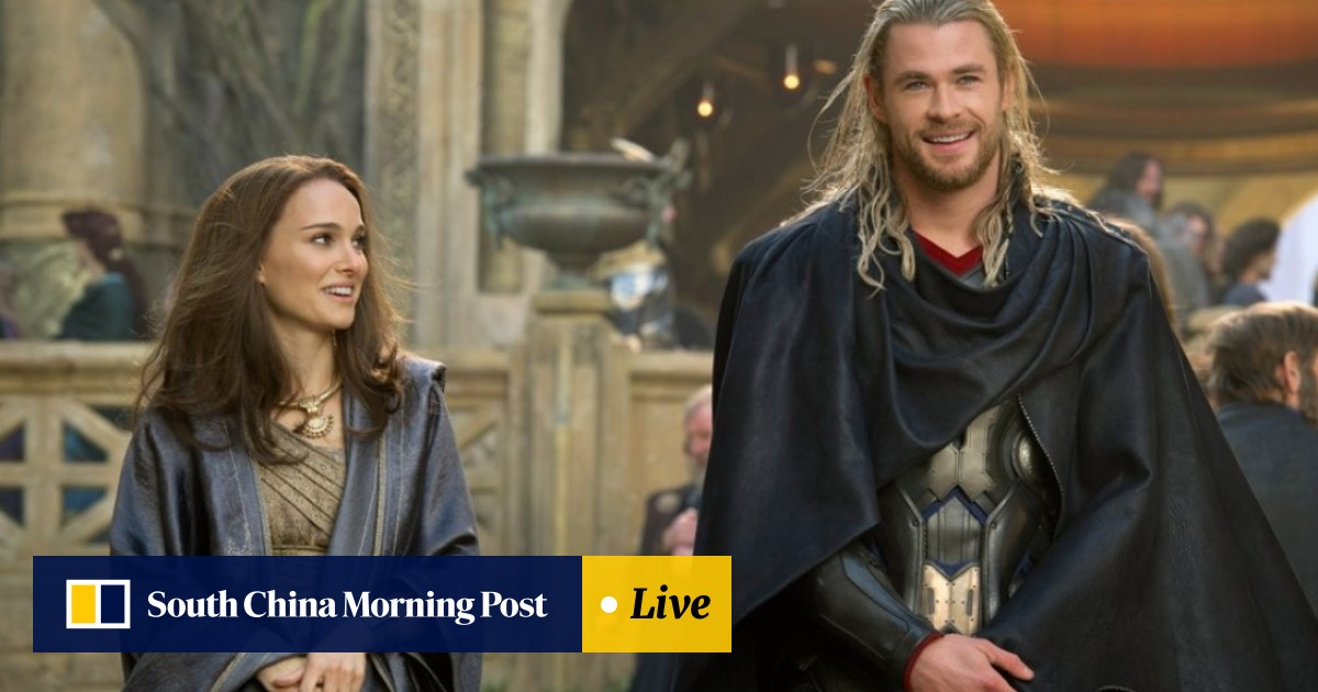 How did Natalie Portman appear in Avengers: Endgame without setting