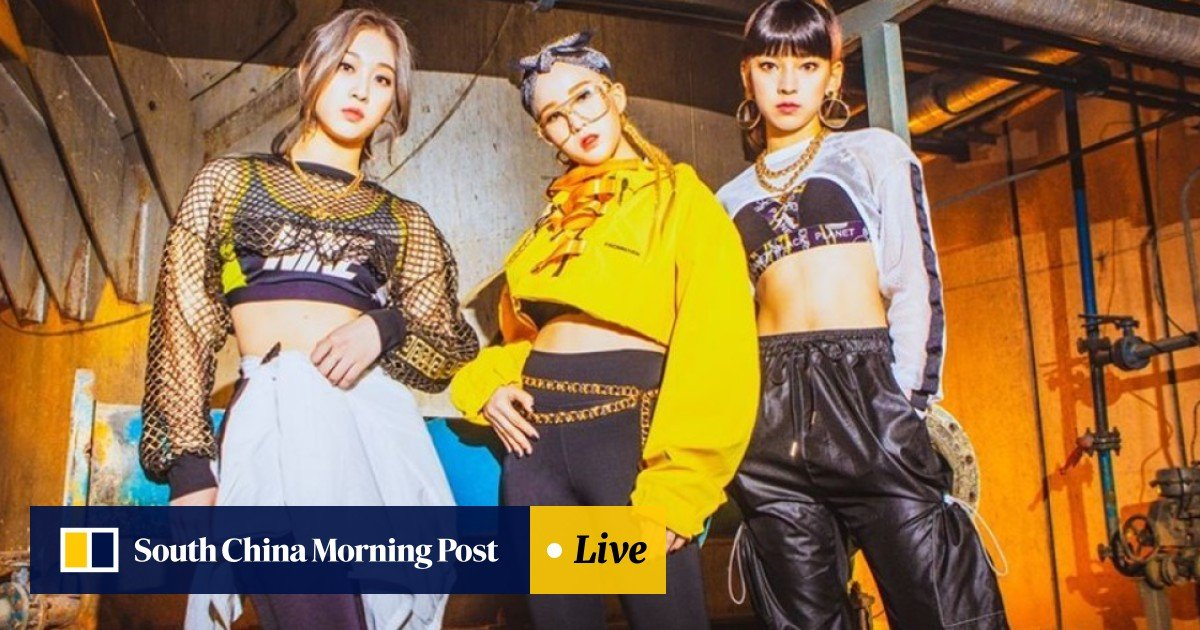 94aa1d7ec Who are the faces behind new K-pop girl group 3YE? | South China Morning  Post