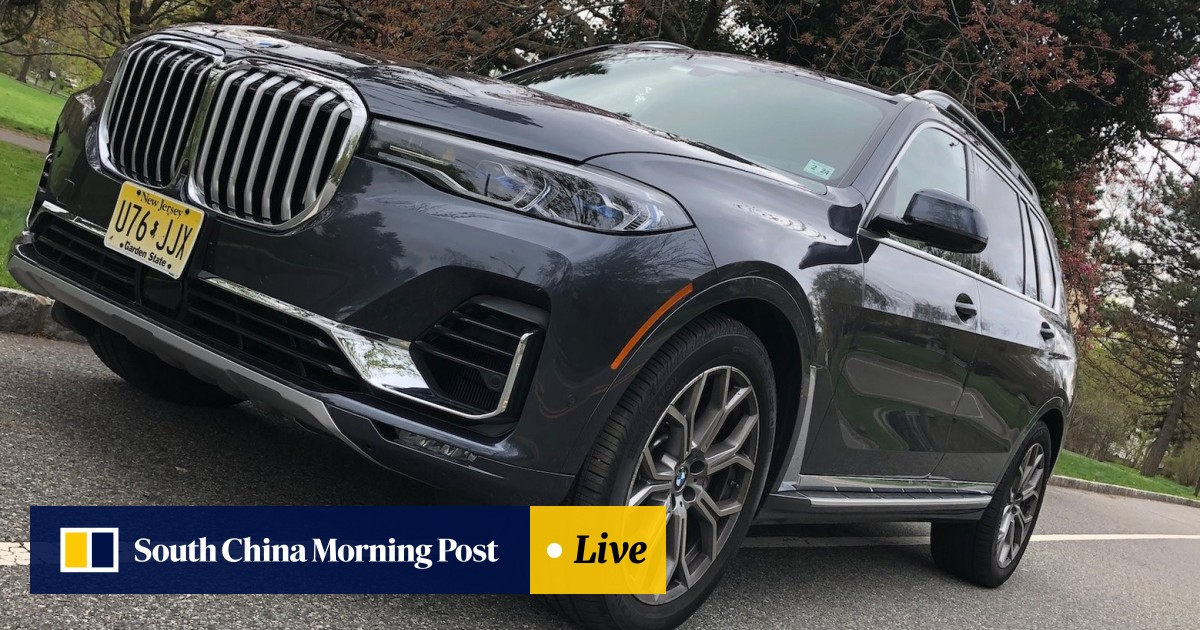 We review BMW's 'big boy' X7 - is the new US$100,000-plus