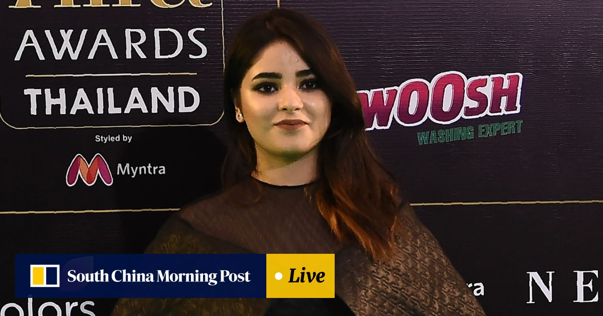 High-flying Bollywood star Zaira Wasim quits acting because it