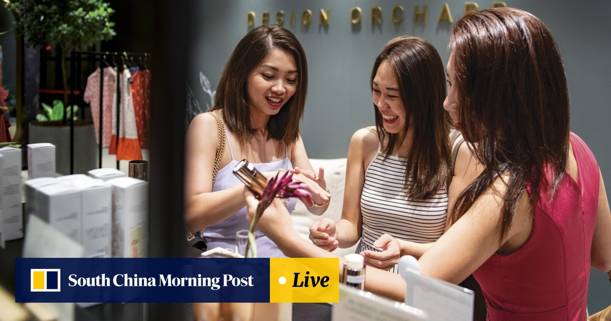 Are Singapore's millennials giving up luxury make-up and