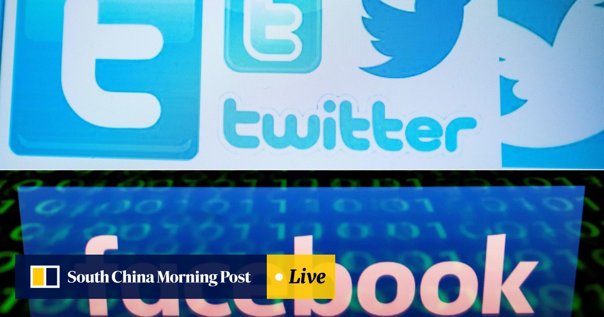 Live Escort Review >> Twitter And Facebook Suspend Accounts For Being Part Of