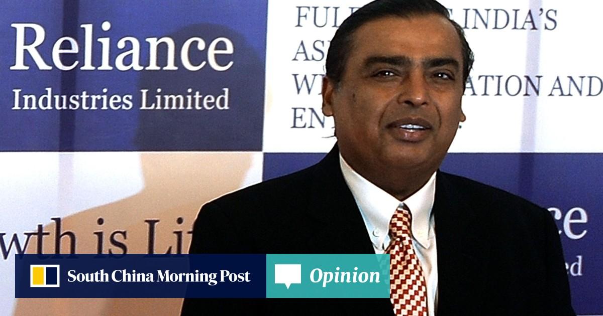 A look at Mukesh Ambani's US$2 5 billion shopping spree provides an