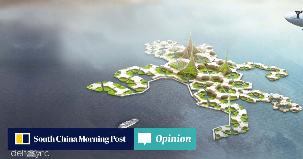 After Thai navy raids seastead here are five more floating cities