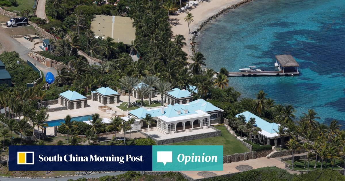 FBI raids Jeffrey Epstein's private 'paedophile island' in