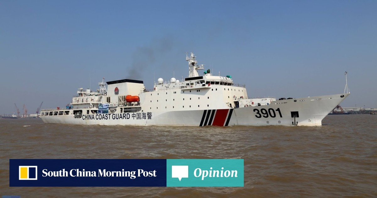 Chinese survey ship returns to scene of stand-off with