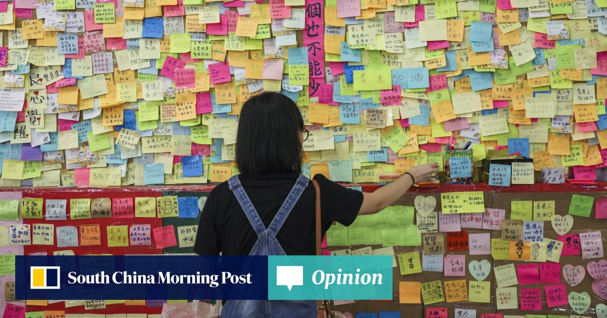 The 2019 Hong Kong protests and the 1967 riots: some things