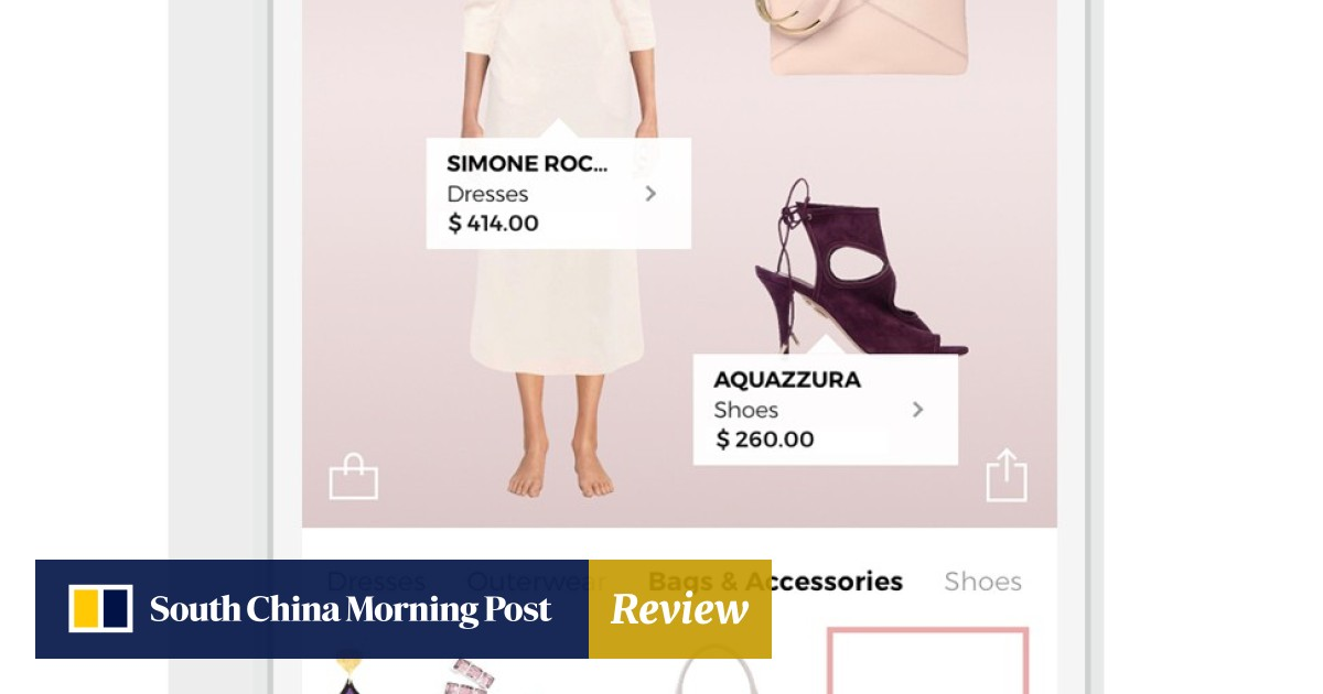 7858bd635b AI fashion movement  e-tailers turn to tech to improve shoppers  experience