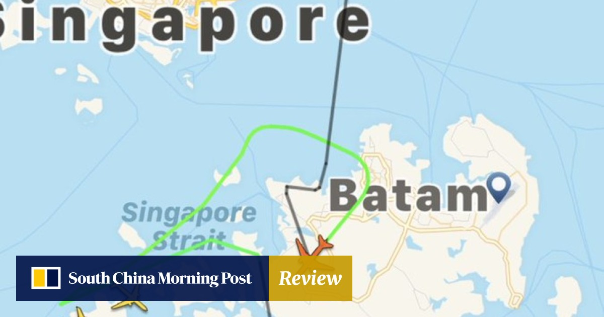 Singapore Airlines bomb hoax: flight from Mumbai escorted by fighter ...