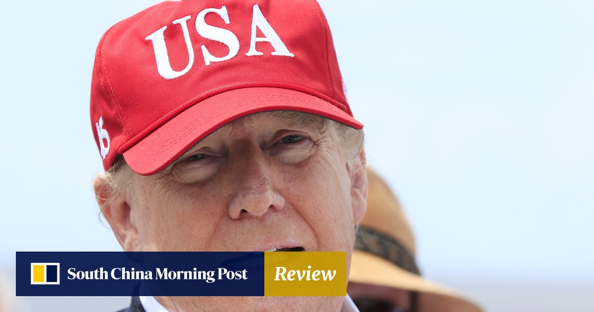 3654ede7 Donald Trump threatens to close border with Mexico next week unless 'ALL  illegal immigration' is halted | South China Morning Post