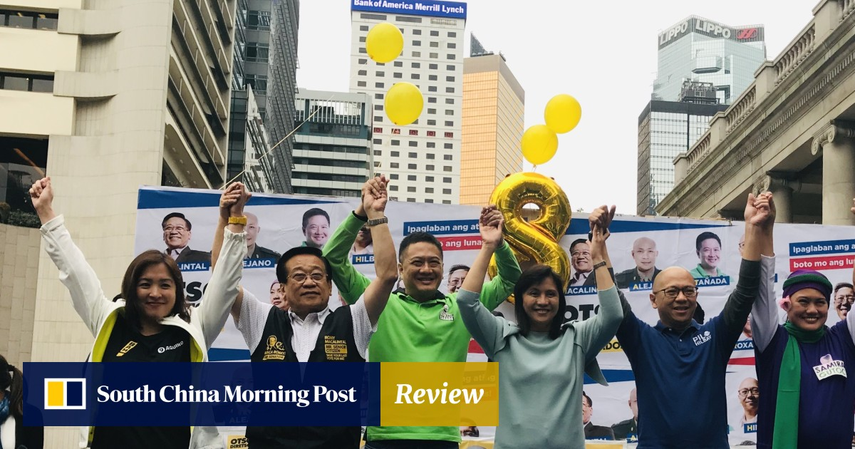 Philippine Senate hopefuls appeal for expat votes in Hong Kong