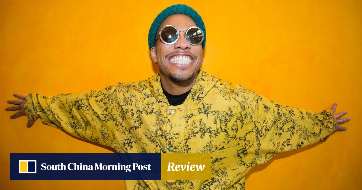 Rapper Anderson Paak Talks About Recording With Dr Dre