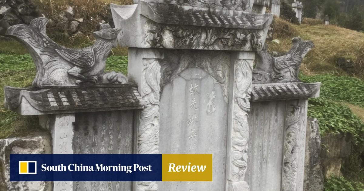 A remote Chinese village kept a courtesan's secret for