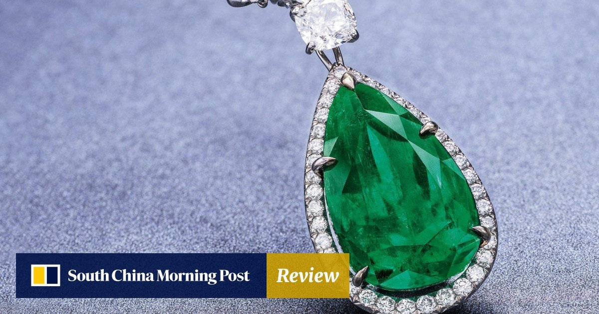 3c61e398f How to buy an emerald at auction – and what you need to look out for |  South China Morning Post